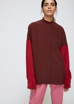Haider Ackermann Classic Oversized Shirt