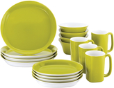 Rachael Ray Round & Square Dinnerware Set (16 PC)