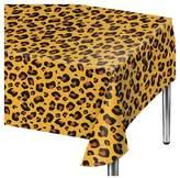 Spritz Leopard Print Table Cover
