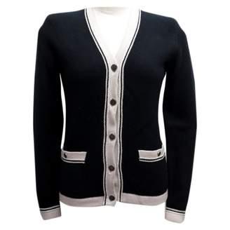 Chanel Black Cashmere Knitwear