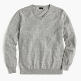 J.Crew Slim rugged cotton V-neck sweater