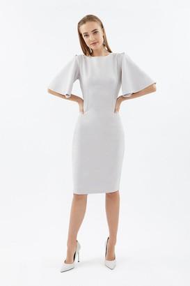Coast Flare Sleeve Shift Dress