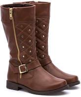 Rachel Cognac Eastport Boot