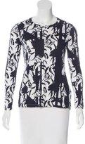 Thakoon Floral Print Long Sleeve T-Shirt