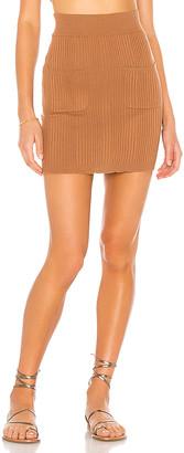 Majorelle Zena Knit Skirt