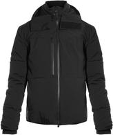 Y-3 Panelled down jacket