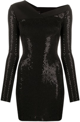 Just Cavalli Embellished Fitted Dress