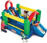 Little Tikes 'Jump 'N Double Slide Bouncer' Indoor/Outdoor Inflatable Play Gym