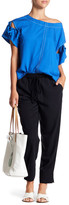 Plenty by Tracy Reese Drawstring Pull-On Pants