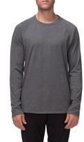 Tavik Men's 'Covert Ii' Raglan Long Sleeve T-Shirt
