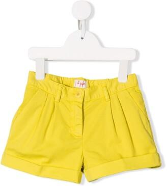 Il Gufo Classic Slim-Fit Shorts