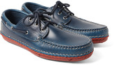 Quoddy - Moc Ii Leather Boat Shoes