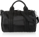 Alexander Wang Rocco leather-trimmed shell tote