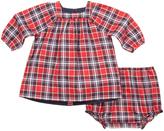 Marie Chantal Baby GirlMini Tartan Dress & Bloomers
