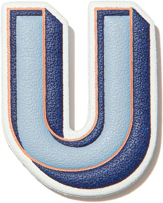 FitFlop Alphabet Leather Stickers (U) 2-Pack