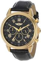 I by Invicta Men's 90242-003 Chronograph Dial Leather Watch