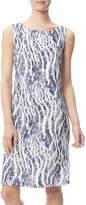 Libra Animal Print Dress