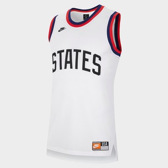 Nike Men's U.S. Mesh Basketball Jersey