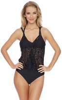 Luxe by Lisa Vogel Aphrodite One Piece With Bra