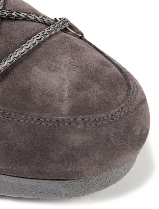 Moon Boot Far Side Lace-up Suede Snow Boots