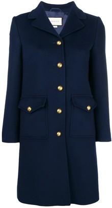 Gucci Single-Breasted Coat