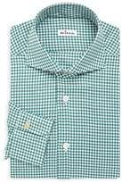 Kiton Contemporary-Fit Stripe Dress Shirt
