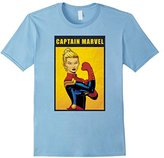 Marvel the Riveter Graphic T-Shirt, Men & Women