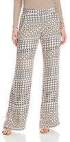 Ella Moss Women's Mozaic Printed Pant