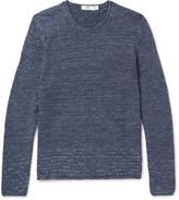 Inis Meáin - Mélange Linen Sweater