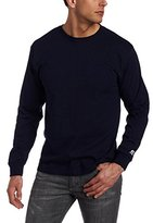 Russell Athletic Men's Basic Cotton Long-Sleeve T-Shirt