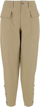 Dolce & Gabbana High-Waisted Cargo Trousers
