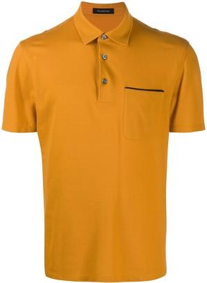 Ermenegildo Zegna Chest Pocket Polo Shirt