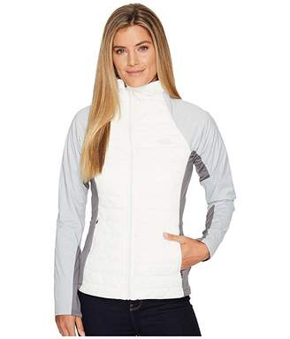 The North Face ThermoBall Active Jacket (Vaporous Grey/High Rise Grey) Women's Coat