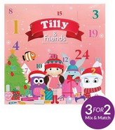 Tilly Cosmetics Tilly & Friends Beauty Advent Calendar