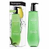 Neutrogena Rainbath Renewing Shower and Bath Gel, Pear & Green Tea Fragrance, 40 Oz Pump Bottle