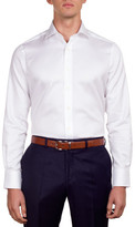 Hardy Amies Diamond Dobby Contemporary Fit Shirt