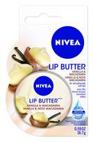 Nivea Lip Care Lip Butter-Vanilla and Macadamia 16.7g