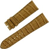 Chopard 22 - 18 mm Genuine Alligator Men's Watch Band