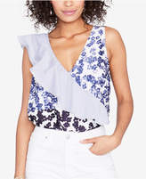 Rachel Roy Ruffled Top, Created for Macy's
