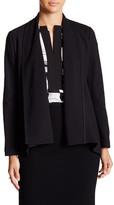 Lafayette 148 New York Zanita Wool Blend Jacket (Petite)