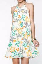 Everly Camelia Sleeveless Dress