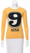 Lisa Perry Nine Intarsia Sweater
