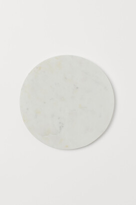 H&M Round Marble Serving Tray