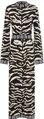 Hayley Menzies Tiger 54 Maxi Dress
