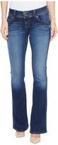 Hudson Petite Signature Bootcut Flap Pocket Jeans in Patrol Unit 2 Women's Jeans