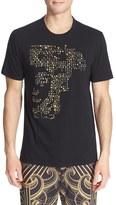 Versace Men's Studded Medusa T-Shirt
