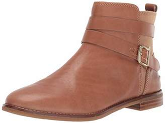 Sperry Womens Seaport Shackle Bootie Leather Boots