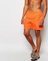 Polo Ralph Lauren Hawaiian Swim Shorts - Orange
