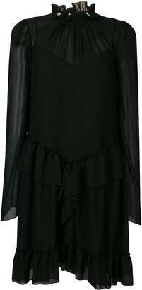 See by Chloe Layered Ruffle Dress