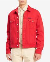 Calvin Klein Jeans Men's Classic Denim Trucker Jacket